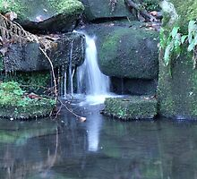 Cascades, rivington by mrwall