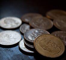 money by Sascha Cameron