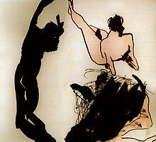 La danse acheuléenne by Roger Patrice