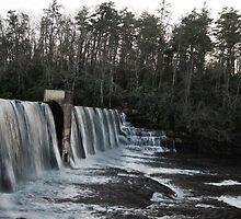 DeSoto Dam by Phillip M. Burrow