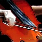 Cello by ClaudineAvalos