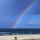 My Rainbow lies o'er the Ocean by Graeme  Hyde