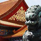 China  Beijing The Fobidden City by noelmiller