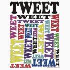 Tweet T-Shirt by Sally Green