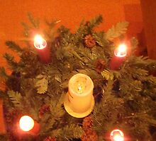 Advent Candles  by MsLynn