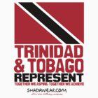 Trinidad & Tobago represent by kaysha