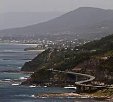 Sea Cliff Bridge, Coalcliff  by Evita