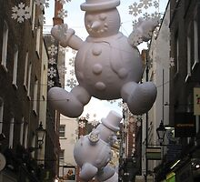 Christmas in Carnaby Street by ellismorleyphto