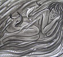The Flow That Binds Us by Paulina Kazarinov