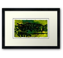 My Mountains #1 Framed Print