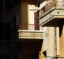 Lebanon Beruit Apartment Blocks by noelmiller