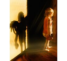 'Angel Within s2' Photographic Print