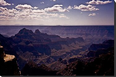 grand canyon, arizona by gary roberts