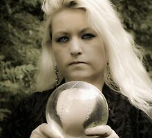 Gaze into the Crystal Ball by HauntingVisions
