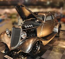 1933 Ford Coupe by Clintpix