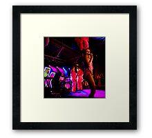 Kylie Minogue Tribute - NYE 09 - #1 Framed Print