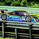Colorful Ganassi prototype by schnee6