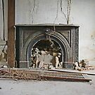19th Century Fireplace by DariaGrippo