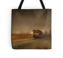 """ Rail  ""  Tote Bag"
