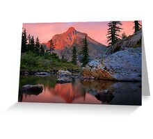 Highbox Peak Greeting Card