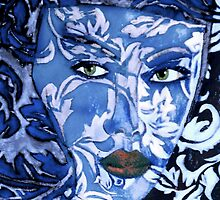 "China Girl by Belinda ""BillyLee"" NYE (Printmaker)"