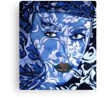China Girl Canvas Print