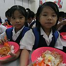 """brain food"" - Series on the Chin refugee Children of Burma living in Malaysia by Colinizing  Photography with Colin Boyd Shafer"