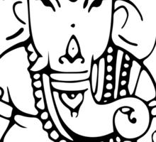 Ganesha 2 Sticker