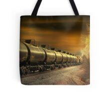 """ Mirrored Tanker "" Tote Bag"