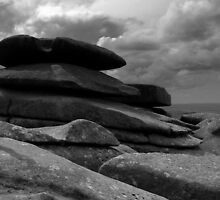 Rugged beauty - Roughtor, Cornwall by smurfington