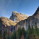 Bridalveil Falls by Nickolay Stanev