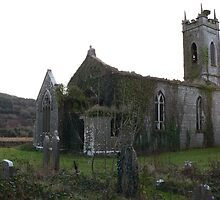 Church at Annerville,Nr.Clonmel[Please View Larger]No 2 by Pat Duggan