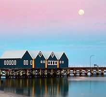 Busselton Jetty  by thorpey