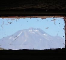 Framed view in Chile by iami