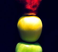 Apples to Apples by Lutin