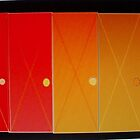 colorful doors by ANNABEL   S. ALENTON