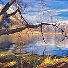 Lake Pearson - Winter by Phoxford