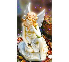 Sighing Fairy Photographic Print
