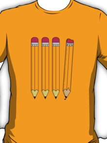 Pencils are Individuals too T-Shirt