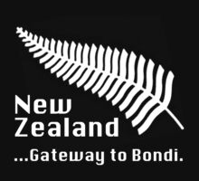 Gateway To Bondi - Large Logo Kids Clothes