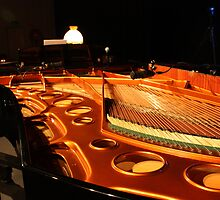 The Insides of a Piano by Nick Gordon