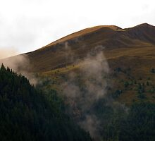 Mountain of Gold by glavery