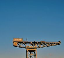 The Finnieston Crane by markgorman