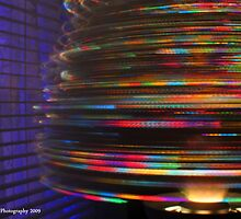 Dizzy Christmas Tree by Kevin Cotterell