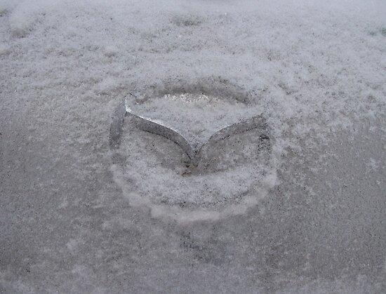 Cold Mazda by schnee6