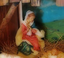 Away in a Manger by mnkreations