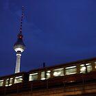 Fernmeldeturm Berlin by rapsag