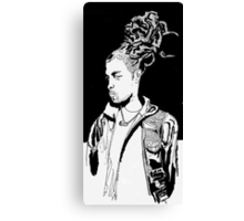 Dreads Canvas Print