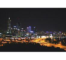 Perth, Western Australia Photographic Print