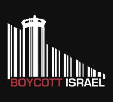 Boycott Israel NEG (wall version) by vrangnarr